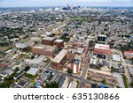 Aerial View Of New Orleans ...