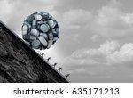 opioid crisis and prescription... | Shutterstock . vector #635171213