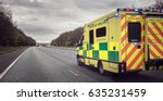 British Ambulance Responding To ...