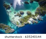 The Beautiful Islands And...