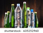 composition with different... | Shutterstock . vector #635252960