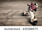 Argentine Tango Shoes And A...