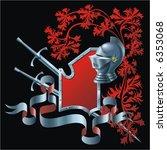 heraldic composition   Shutterstock .eps vector #6353068