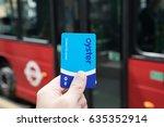 london  england   april 30 ... | Shutterstock . vector #635352914