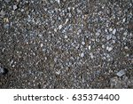 Old Asphalt Background Texture