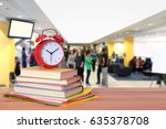 concept of back to school and... | Shutterstock . vector #635378708