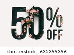 brilliant promotion sale poster ... | Shutterstock . vector #635399396