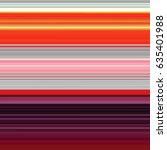 red and purple striped... | Shutterstock .eps vector #635401988