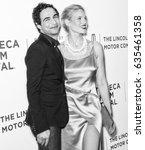 Small photo of NEW YORK, NY - APRIL 22, 2017: Fashion designer Zac Posen and Jasmine Lobe attend the 'House of Z' Premiere during 2017 Tribeca Film Festival at SVA Theatre