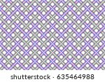 colorful striped horizontal... | Shutterstock . vector #635464988