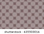 seamless geometric patterns.... | Shutterstock .eps vector #635503016