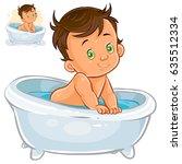 vector illustration of small... | Shutterstock .eps vector #635512334