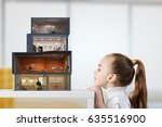 design of your dream house.... | Shutterstock . vector #635516900