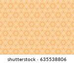 geometric seamless pattern ... | Shutterstock .eps vector #635538806