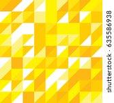 modern triangle seamless... | Shutterstock .eps vector #635586938