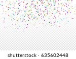 vector isolated heart colorful... | Shutterstock .eps vector #635602448
