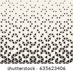 Stock vector abstract geometric pattern design vector illustration for hipster fashion white black colors 635623406
