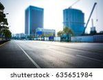 view of downtown raleigh  north ... | Shutterstock . vector #635651984