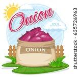 vector illustration of eco... | Shutterstock .eps vector #635726963