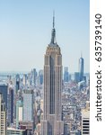new york city   june 2013  the... | Shutterstock . vector #635739140