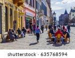 kosice  slovakia   march 25 ...   Shutterstock . vector #635768594