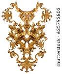 baroque | Shutterstock . vector #635793803
