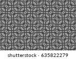 geometry seamless pattern.... | Shutterstock .eps vector #635822279