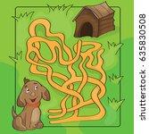 cartoon vector illustration of... | Shutterstock .eps vector #635830508