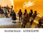 broc  switzerland   may 1  2017 ...   Shutterstock . vector #635832698