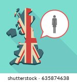 illustration of an isolated... | Shutterstock .eps vector #635874638