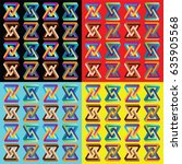 bacground abstract vector | Shutterstock .eps vector #635905568