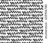 seamless vector pattern made of ... | Shutterstock .eps vector #635906780