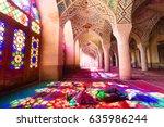 shiraz  iran   october 24 ... | Shutterstock . vector #635986244