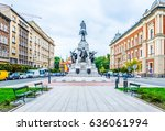 The Grunwald Monument In The...
