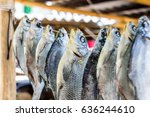 Dried Fish On A Rope