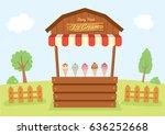 illustration vector of dairy...   Shutterstock .eps vector #636252668
