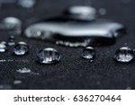 Water Drops On Waterproof...