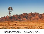 Lone Windmill In The Flinders...