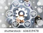 installation setup integration... | Shutterstock . vector #636319478