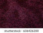 Dark Purple  Violet Furry...