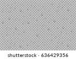 vector set of realistic...   Shutterstock .eps vector #636429356