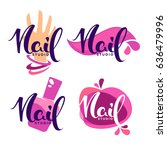 vector logo template for your... | Shutterstock .eps vector #636479996