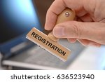 Registration Printed On Rubber...