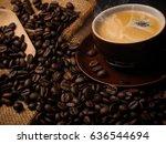 Cup Of Espresso With Espresso...