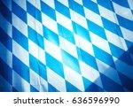 bavarian flag   oktoberfest | Shutterstock . vector #636596990