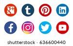 valencia  spain   may 09  2017  ...   Shutterstock . vector #636600440