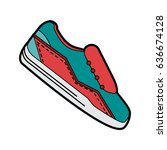 sport sneakers icon image