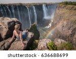 lucky view | Shutterstock . vector #636688699