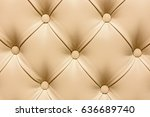 Background Of Beige Leather...