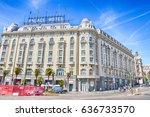 Madrid  Spain   May 2  Palace...